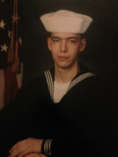 Robert Eugene McGill US Navy